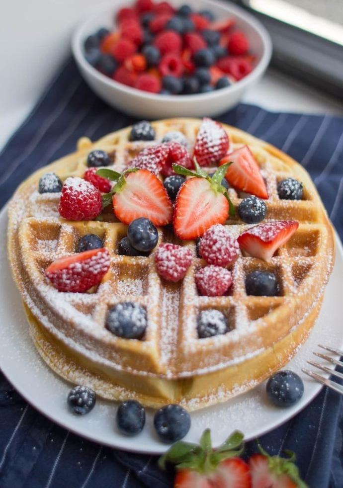 Do you prefer waffles or pancakes?