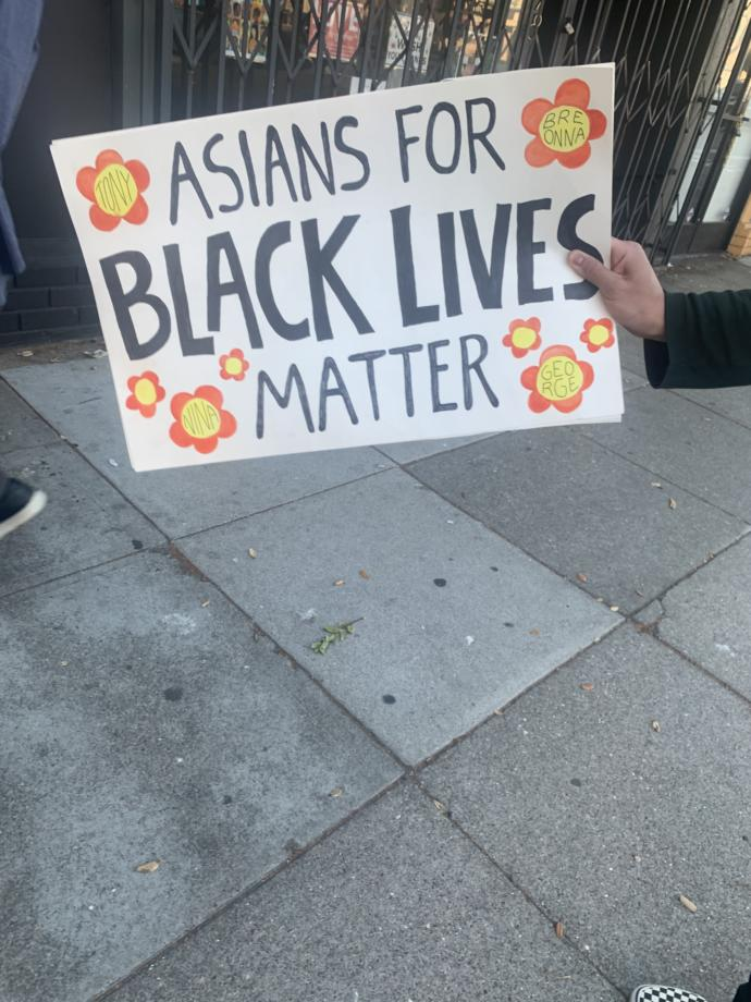 Do Asians have a special obligation to stand for BLM?