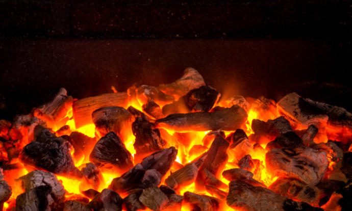 Would You Rather Walk On Broken Glass Or Walk On Hot Coals?