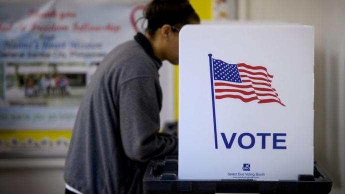 Voting Americans: Have the events of 2020 changed whether you will probably vote Democrat or Republican in the 2020 election?