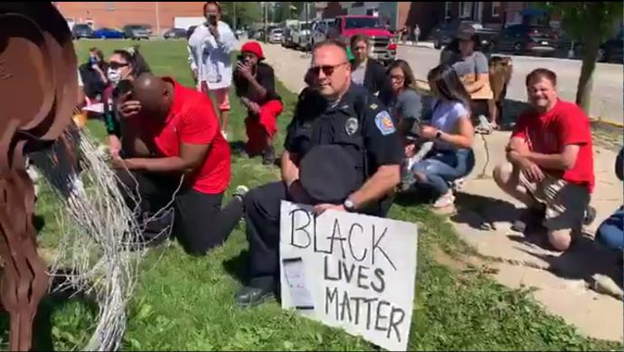 Do you think funds should be taken from police and other city departments to help fund organizations for African Americans?