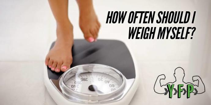 I am afraid of weighing myself. Is it normal?