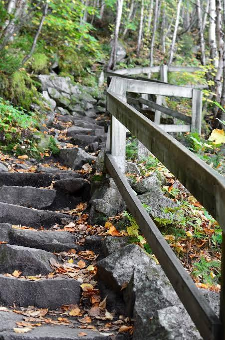 Do you get out of breath while walking up the stairs during hiking?