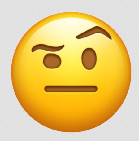Do guys that use more emojis appear more desparate/insecure?