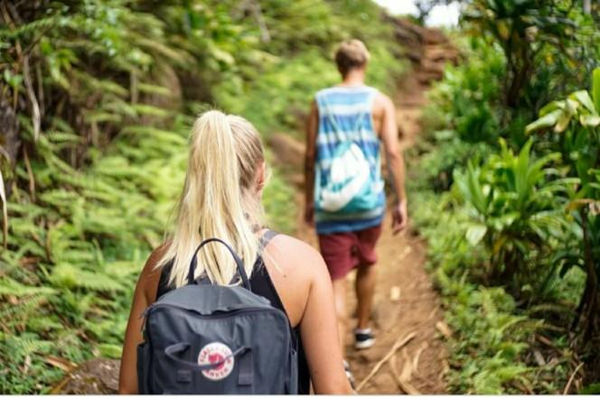 Is it still okay to go hiking while on my period?