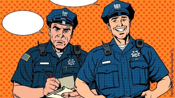 AGREE OR DISAGREE: Police do more good than bad?