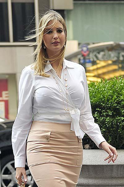 Ivanka Trump as our first female minority President 2024. #MAGA?