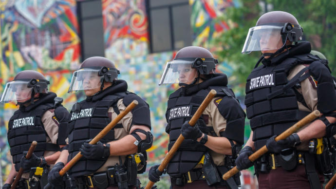Thoughts on Minneapolis dismantling the police department?