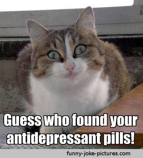 Are you on anti depressants?