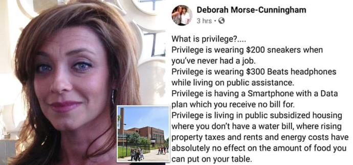 Do you believe white privilege is real?