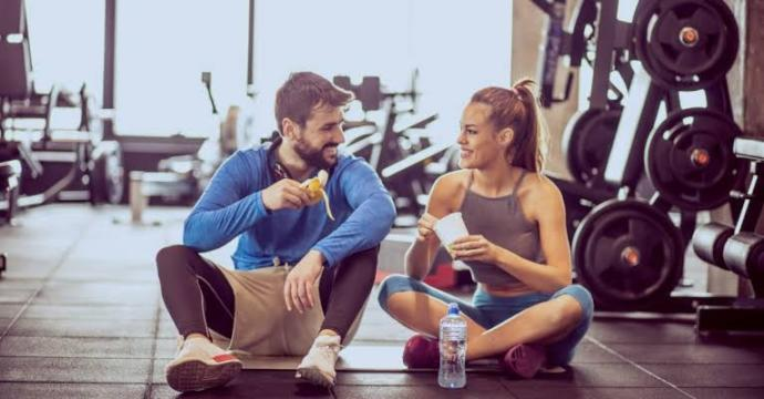 Do you eat before exercising?