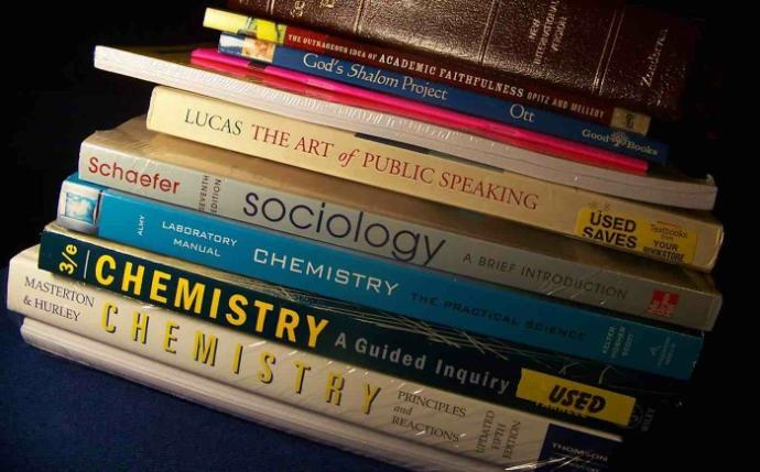 What was the last college or high school textbook that you read?