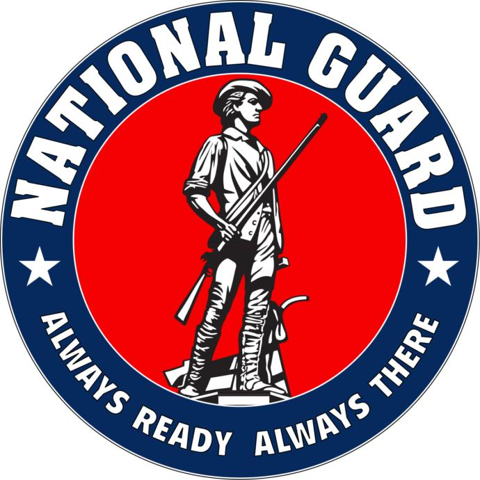 Is your opinion of the National Guard positive or negative?