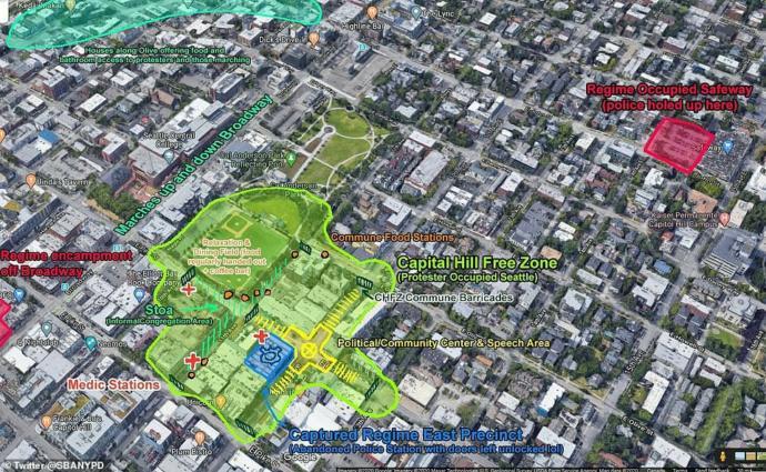 What do you think about the Capitol Hill Autonomous zone?
