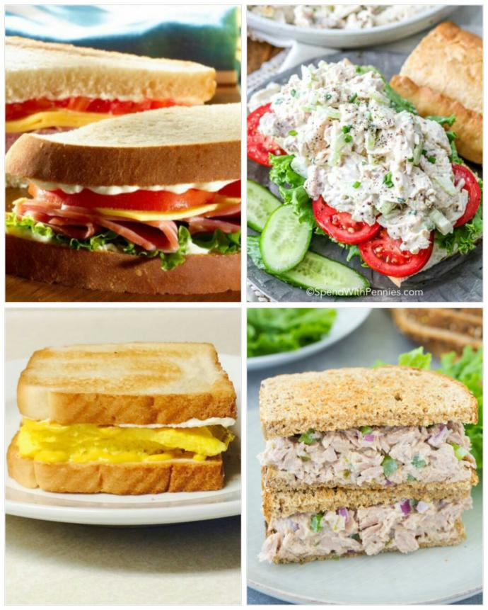 Recipes with Real Mayonnaise