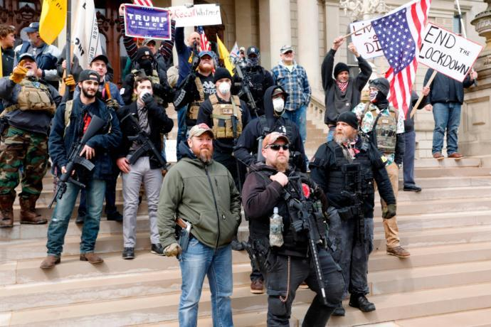 Would you support BLM armed woke militias patrolling the streets instead of Police like in African countries?