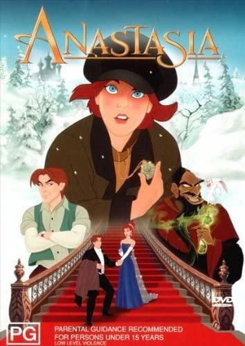 Rate This movie from A to F: Anastasia?