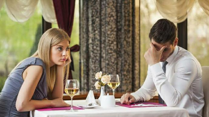 Have you ever gone out on a date and regretted it?