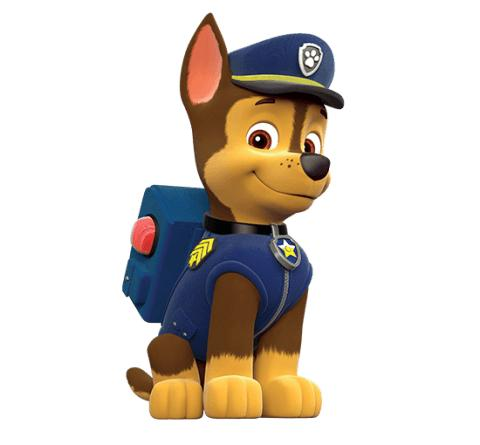 What are your thoughts about people trying to cancel a kids show called Paw Patrol because one dog is a police man?