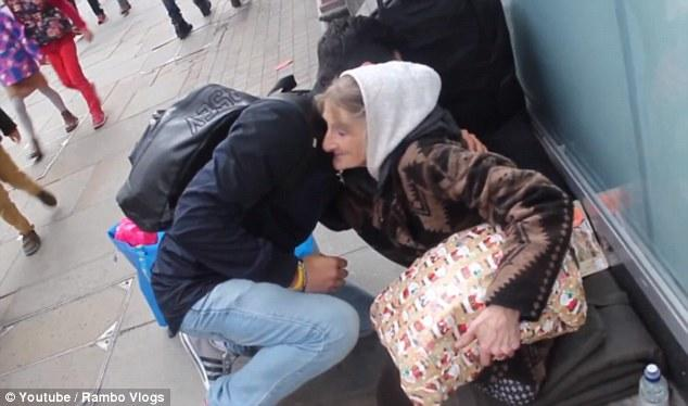 Would random acts of kindness help defuse the social nightmare USA is living? Christmas now?