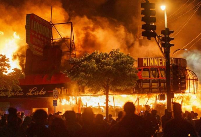 To Americans, how do you feel about the medias lack of condemnation towards rioters and/or outright support of rioters?