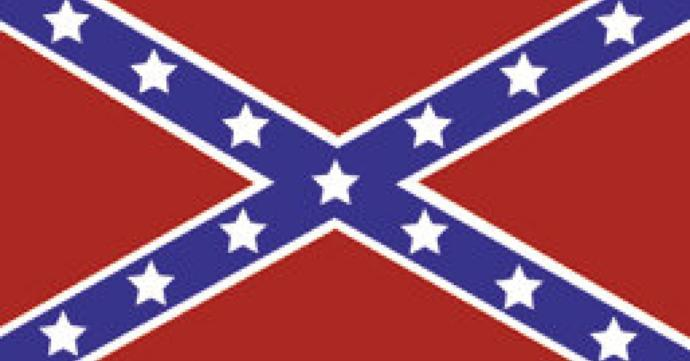 Does the confederate flag offend you when you see it or think nothing of it?