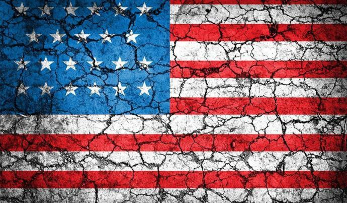 Do you think that Americas disintegration is likely to happen?