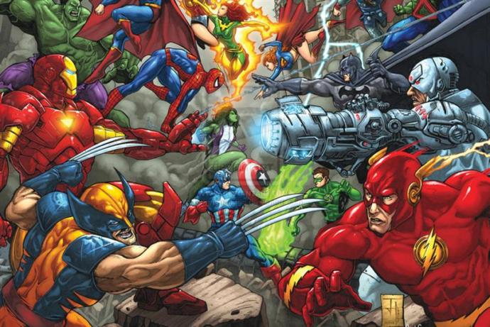 Will you answer these superhero questions?