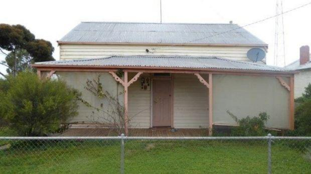 New South Wales, 17 Lockwood Street, Birchip, is on the market for $49,000.