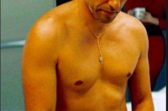 Are these pecs or flabby chest/ man boobs?