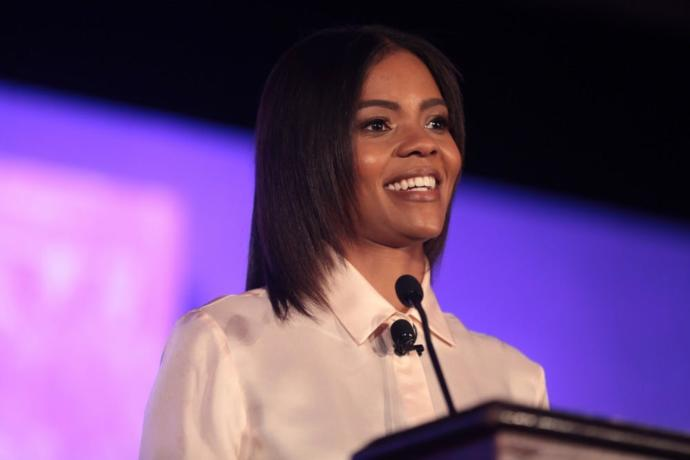 Candace Owens is role model to what a African American should be ?