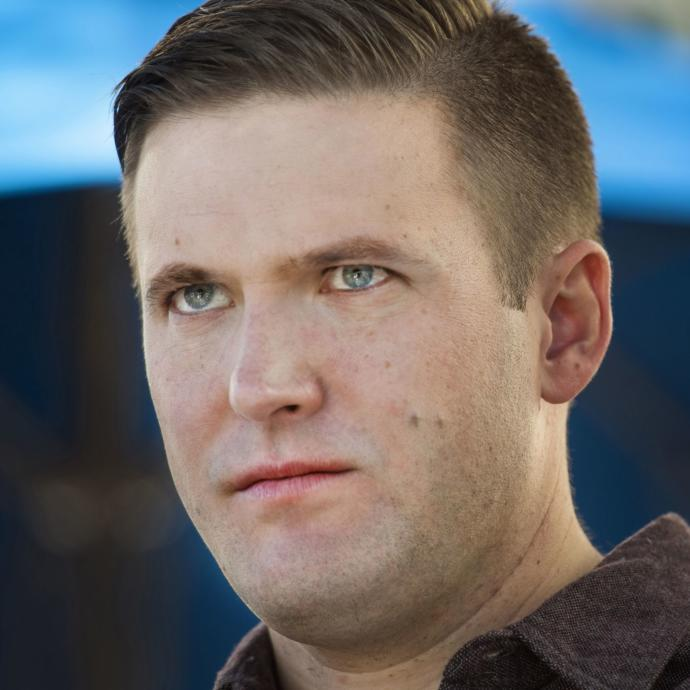 This demonic looking White nationalist, named Richard Spencer got himself kicked out from a conservative conference