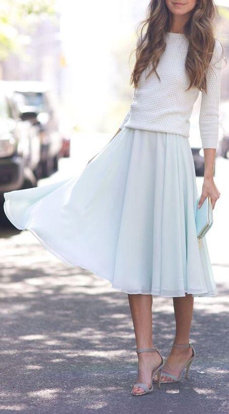 What do you think of girls who dress femininely and modestly?