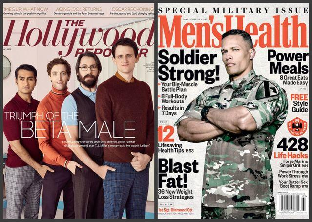 Is there currently a War on Masculinity?