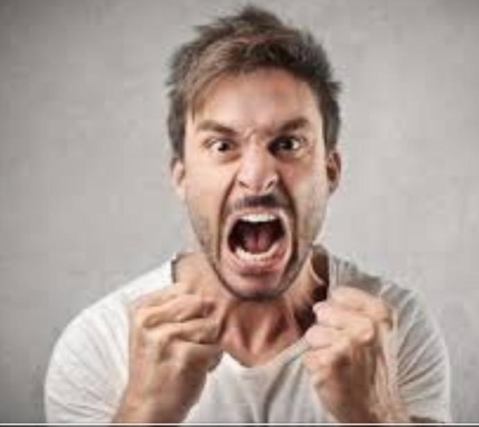 What will you do if you are angry?