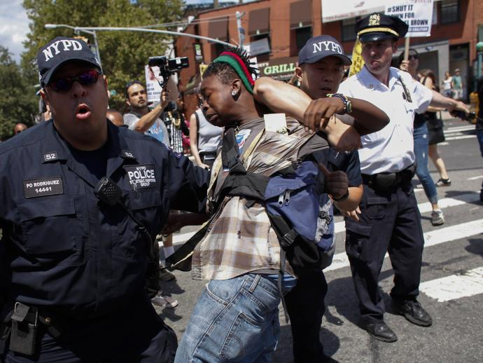 What are your best ideas to police black people, and people, who are scared of police?