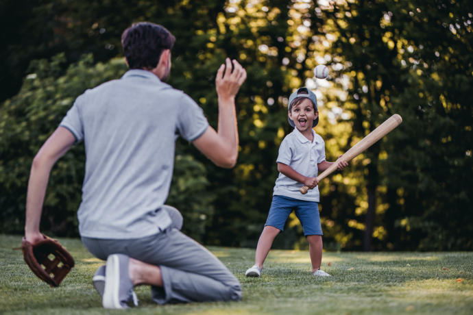 Even though they'll eventually choose their own path, what sports/hobbies would you influence your kid to partake in?