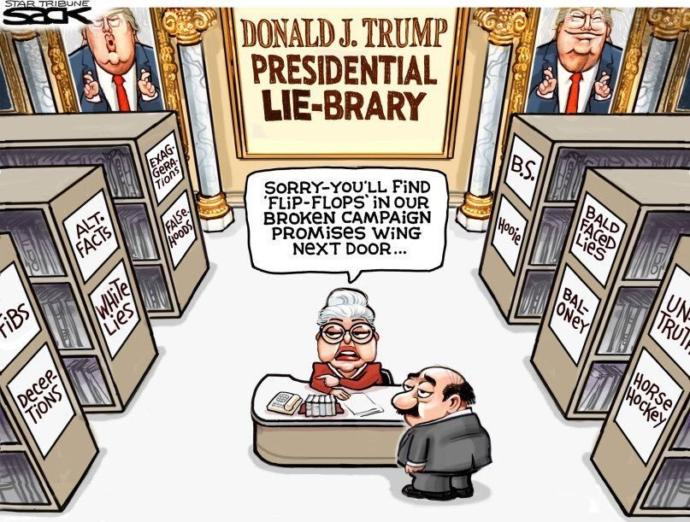Where should the Trump Presidential Library be located since New York doesnt want it?
