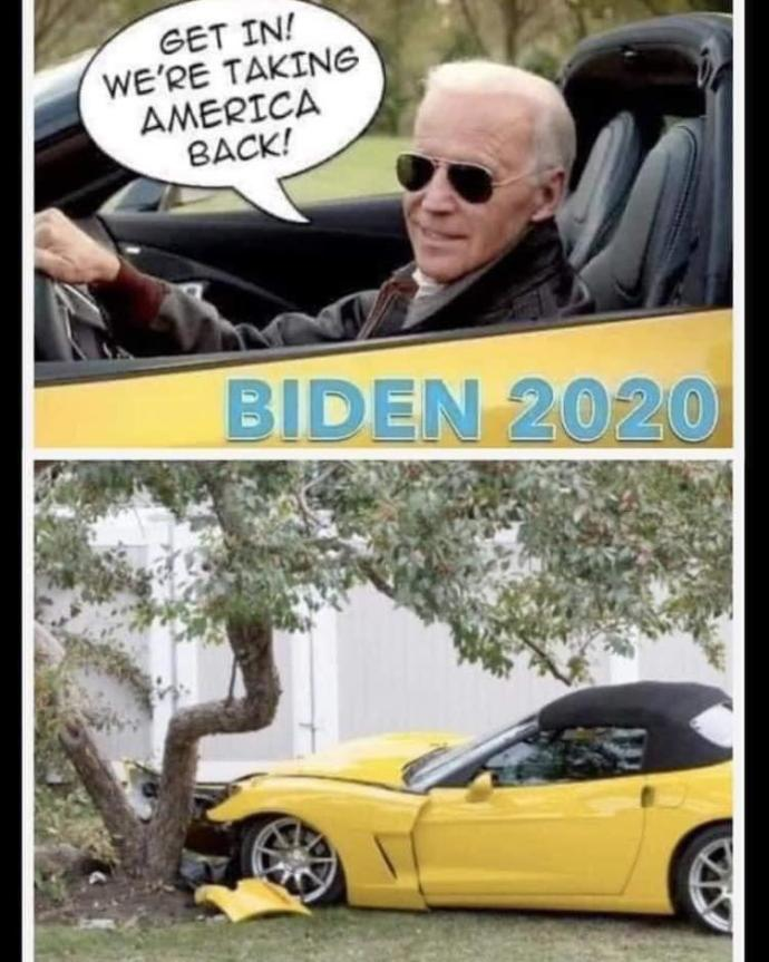 Trump to retry Making America Great? Will Biden retake it?