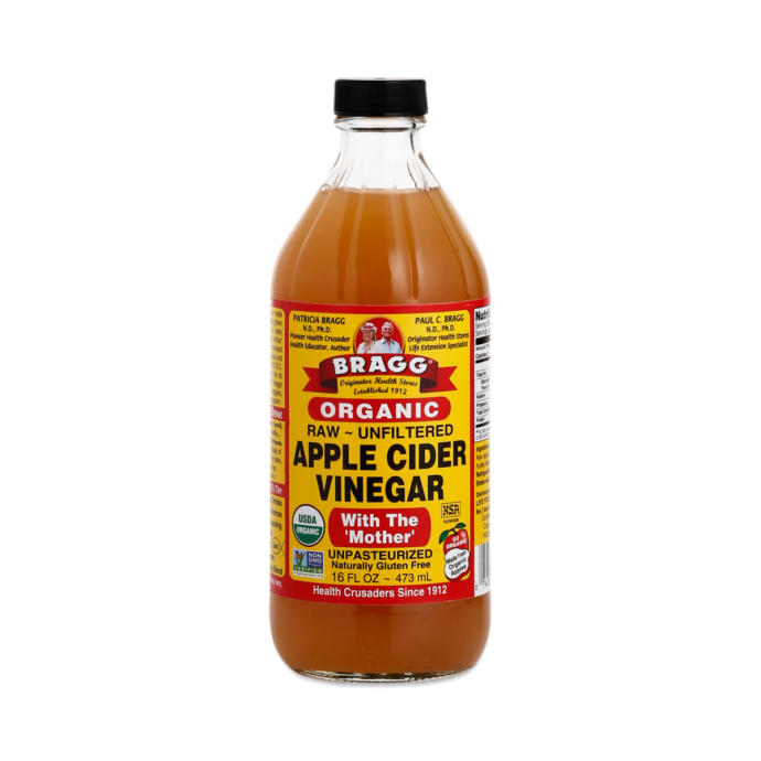Did you ever use Vinegar for muscle pain?