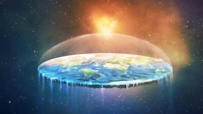 What do you think of flat earthers?
