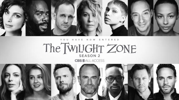 Have you heard of the new Twilight zone series, if so, are you aware of season 2?