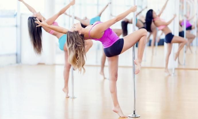 Whats your opinion on pole dance as a form of fitness?