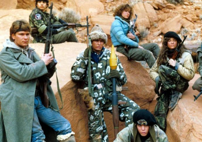 Which red dawn did you like better?