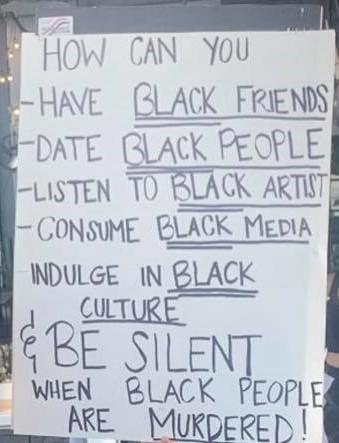 Are these good reasons to support BLM?