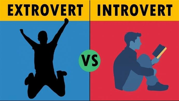 Are you an introvert or extrovert?