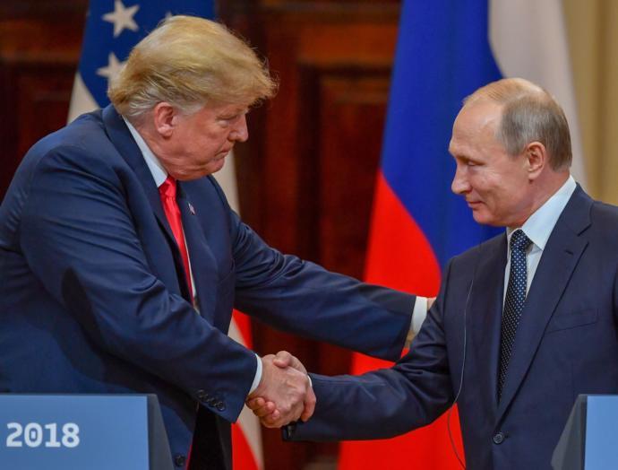 Trump-Putin 2020
