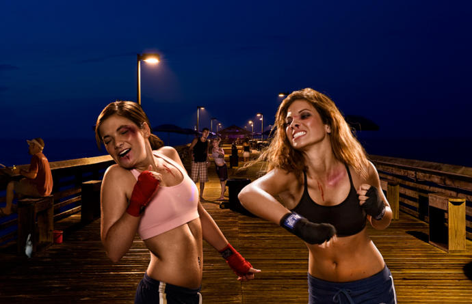 Have You Ever Seen A Girl Fight?