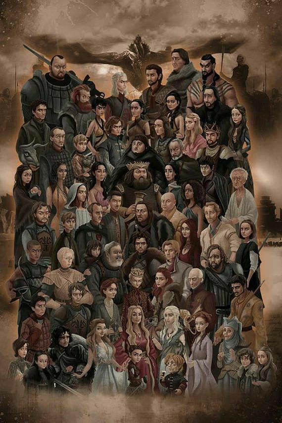Who is your favorite game of thrones character?