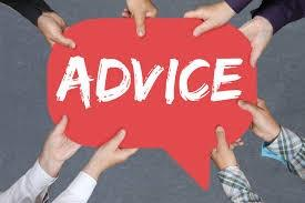 Whats the Best Advice you have Received or Given?